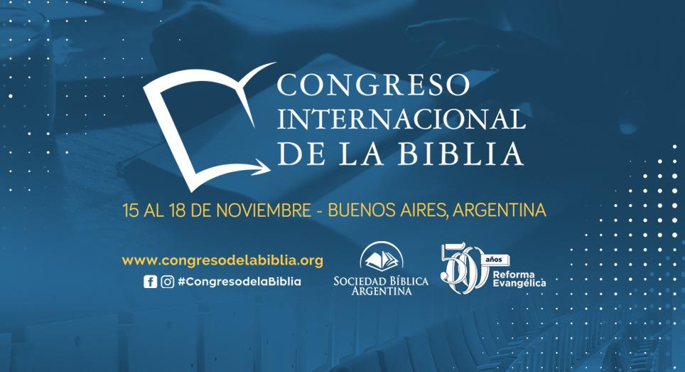 congreso de la biblia