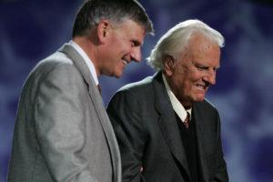 Franklin y Billy Graham