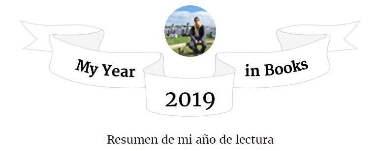 libros leídos en 2019