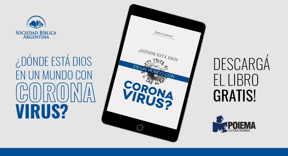 dónde está Dios en un mundo con coronavirus